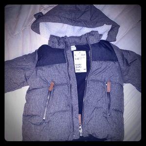 Infant Girls H&M Coat 12-18 Months